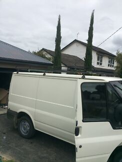 Ford transit rack and bars Frankston South Frankston Area Preview
