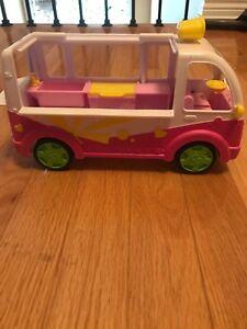 Shopkin ice cream truck
