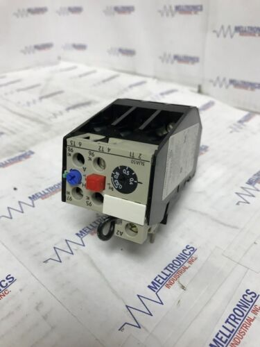 Siemens  Overload Relay, 3UA50 00-0G, 0.4 - 0.63A   NOS  New Old Stock