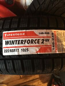 225/65/17 winter tires New