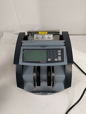 See Desc.bill Money Counter Cash Currency Count Counting Automatic Bank Machine