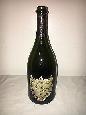 Dom Perignon vintage 2006 750 ml Empty Champagne Bottle Green  (Champagne Bottle)