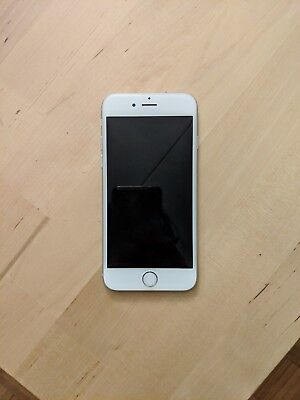 Apple iPhone 6 - 128GB - Silver (Unlocked/AT&T/T-Mobile) Good Condition! for sale  Jersey City