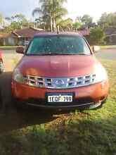 2008 Nissan Murano ST Z50 Leda Kwinana Area Preview