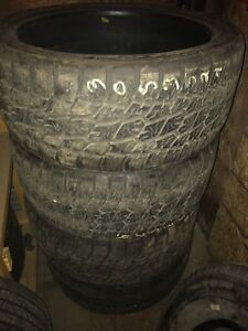 305/35R24 nitto trail grapplers used