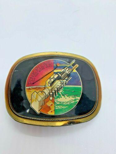 Vintage Pacifica Pink Floyd Buckle