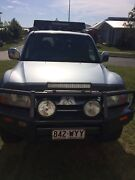2005 Pajero np exceed 3.2l diesel 4x4  reasonable offers considered  Jimboomba Logan Area Preview