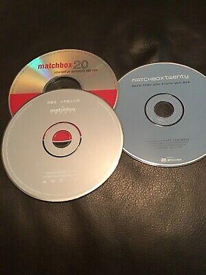 matchbox 20 cd Lot