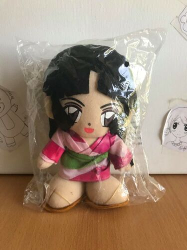 InuYasha Official Genuine Sango Stuffed Plush *NEW*