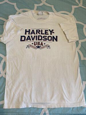 mens large harley davidson shirt