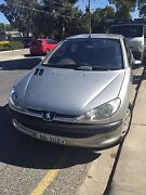 Peugeot 206 XT Clearview Port Adelaide Area Preview