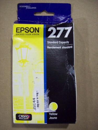 Epson 277 Ink Cartridge Yellow EPSON YELLOW INK T277420-S