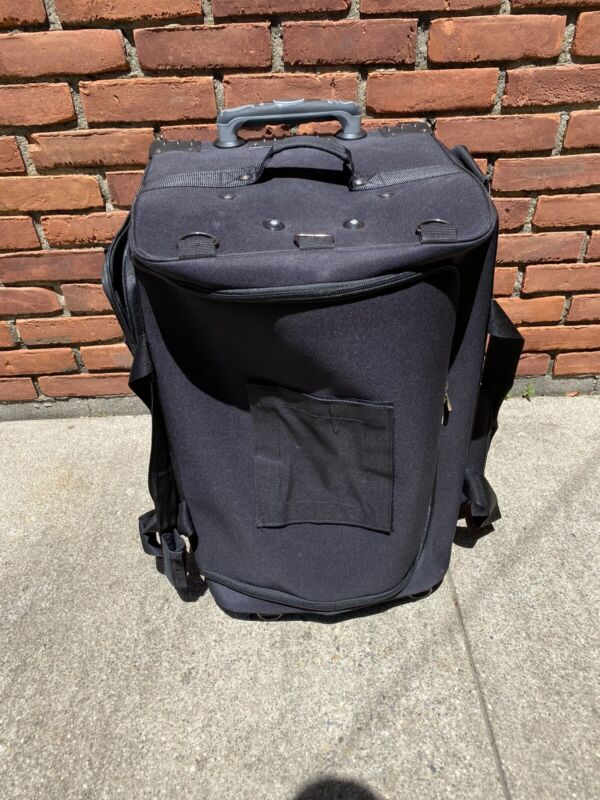 DREAM DUFFEL Large Rolling Dance Gymnastic Bag Luggage