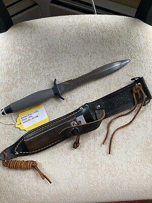 Vintage Gerber Mark II Knife