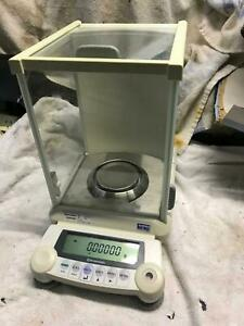 Shimadzu AUW220D Electronic Analytical Balance 0.1 / 0.01mg Scales Rowville Knox Area Preview
