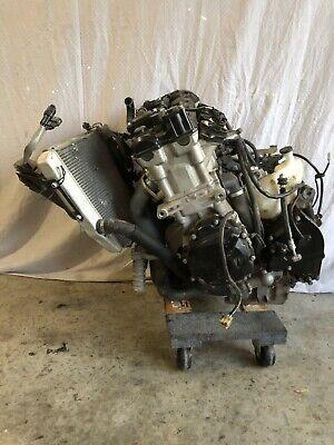 07 2007 2008 08 SUZUKI GSXR1000 GSXR 1000 ENGINE MOTOR TRANSMISSION 19K MILES