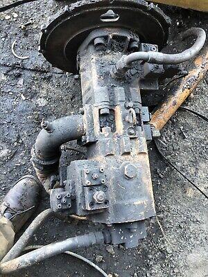 Case Excavator Main Hydraulic Pump