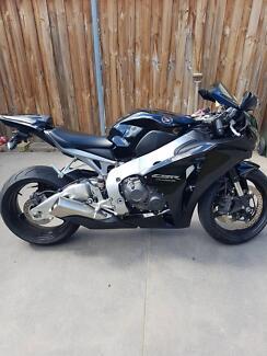 Honda CBR1000RR Fireblade 2011 Black