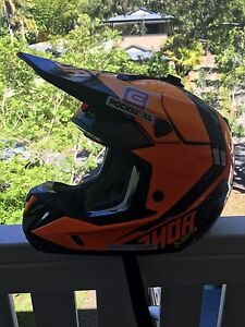 Thor MX helmet size Small Currumbin Waters Gold Coast South Preview