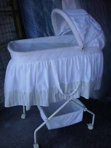BABY ITEMS -- COT, PRAM, BASINET, HIGH CHAIR, MATTRESS,  MONITOR Bunbury Bunbury Area Preview