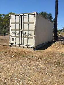 20 foot shipping container Burrum Heads Fraser Coast Preview