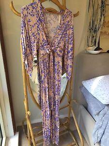 Kimono floral dress sz 14 Indikah BTNWT Cottesloe Cottesloe Area Preview