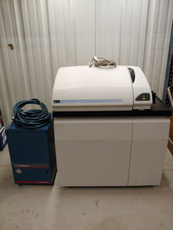 MDS SCIEX Perkin Elmer ELAN DRC II ICP Mass Spectrometer Axial Field Technology
