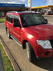 2008 Mitsubishi Pajero Wagon Hay Hay Area Preview