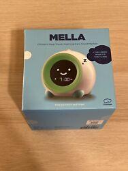 LittleHippo Mella Ready to Rise Childrens Sleep Trainer Alarm Clock Night - NEW