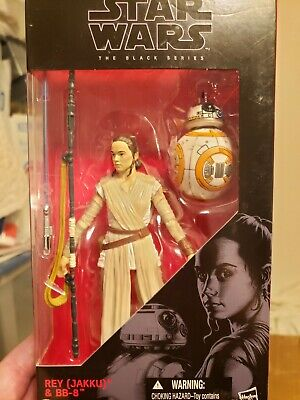 Star Wars:The Black Series 6inch Rey And BB-8