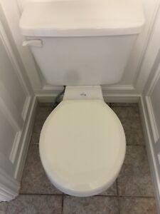 Free Toilet  Perfect for Reno or Cottage