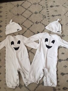Carters Ghost Costumes