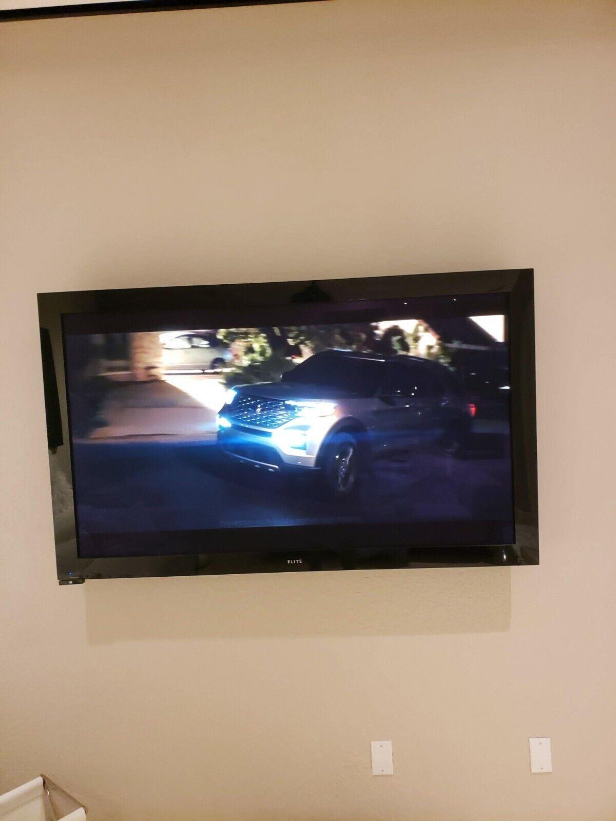 Elite HD Plasma Television Great Quality
