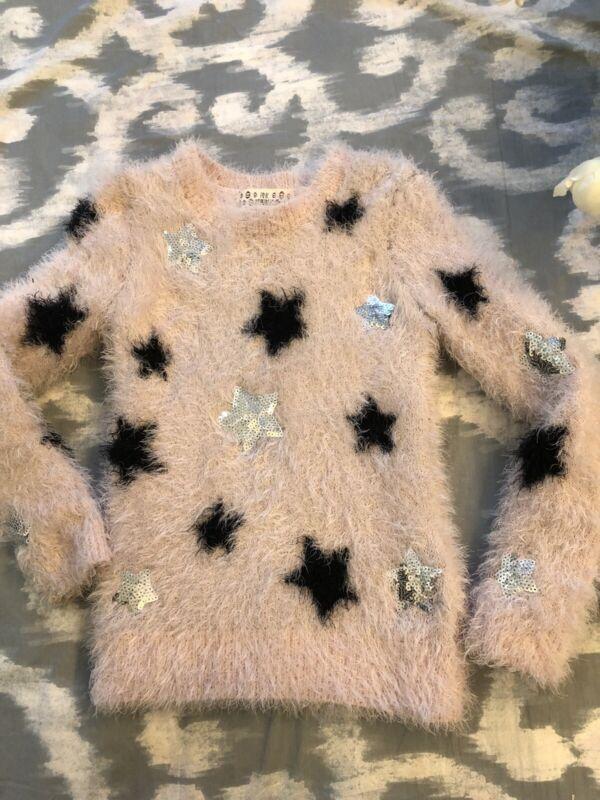 pink republic sweater Sz 10/12