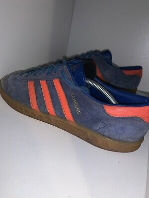 Adidas Hamburg Size 9.5 Dublin C/W
