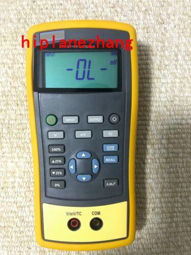 Hi-accuracy 0.02% Thermocouple Calibrator E J K T B R S N Source Simulator 2014