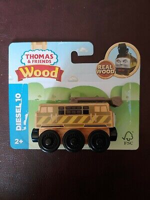 Thomas And Friends Diesel 10 Real Wood ages 2 and up