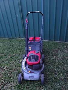 VICTA MUSTANG LAWN MOWER - 2 STROKE - IN GREAT COND! Mount Druitt Blacktown Area Preview