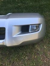 Prado landcruiser 120 series front bumper Caboolture Caboolture Area Preview
