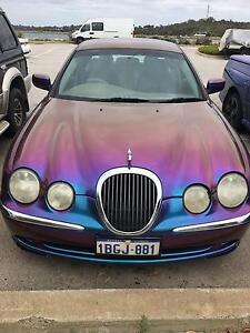 2001 Jaguar S Type Sedan Perth Region Preview