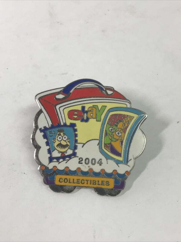 Ebay Live 2004 Collectibles Pin