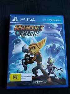 Ratchet and Clank PS4 *Like New* Blackburn Whitehorse Area Preview