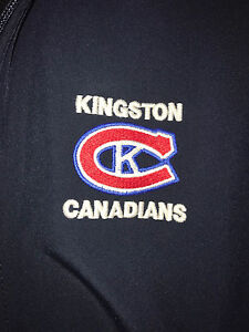 Hockey coat Kingston Canadians