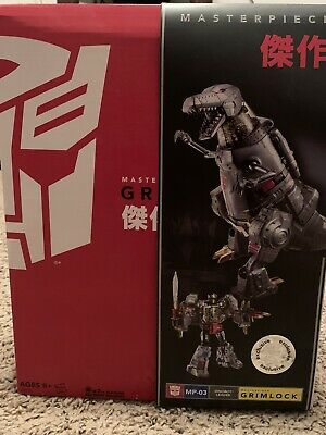 Hasbro Transformers Masterpiece Grimlock Action Figure