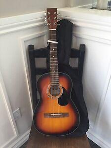 Denver Acoustic guitar 3/4 size