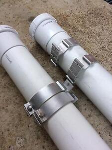 Caravan, fishing rod, pole storage tubes Wallsend Newcastle Area Preview