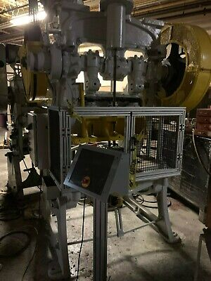 Bliss Inclinable Single Crank Flywheel Power Press