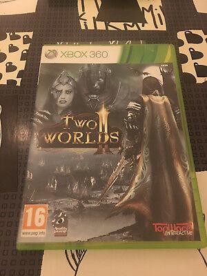 Jeu vidéo Two Wolrds II XBOX360