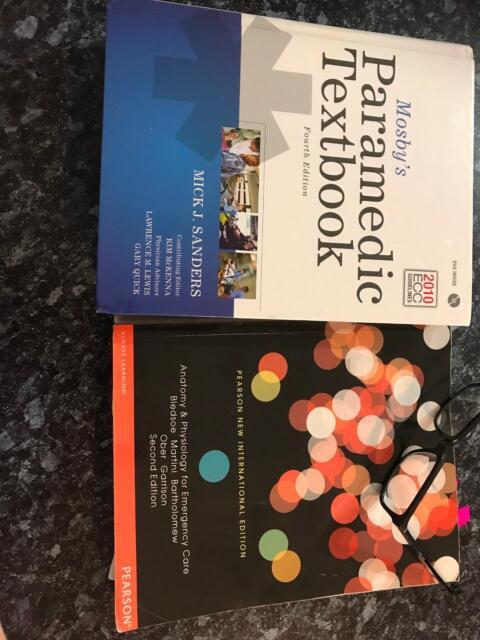 Paramedic study books | Textbooks | Gumtree Australia Newcastle Area ...
