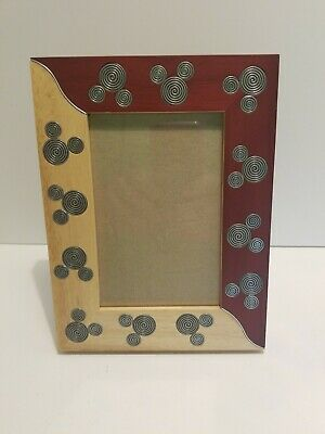 Walt Disney World Mickey Mouse Ear Picture Frame - Mickey Mouse Frame